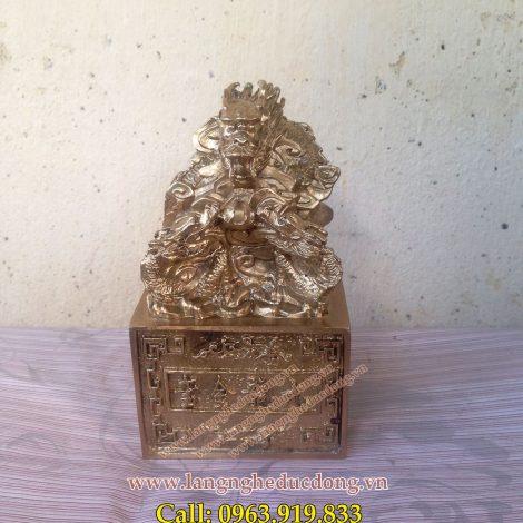 langngheducdong.vn - Ấn Cửu Long, Ấn Thăng Quan, Ấn Phong Quan phong thủy