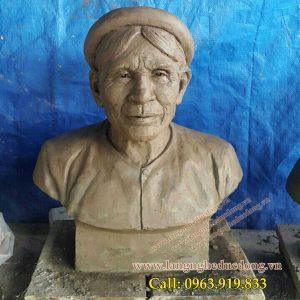 langngheducdong.vn - đúc tượng chân dung, tạc tượng, điêu khắc tượng