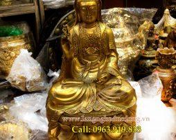 langngheducdong.vn - Phật Bà Quan Âm Bồ Tát cao 45cm, tượng quan âm