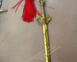 langngheducdong.vn - kiếm đồng, kiếm phong thủy, kiếm mặt hổ phù, vật phẩm phong thủy bằng đồng