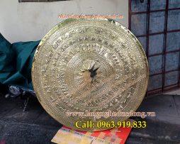 langngheducdong.vn - mặt trống đồng, mặt trống đồng D=100cm, mặt trống đồng
