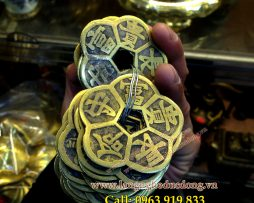 langngheducdong.vn - Xu Mai Hoa, tiền xu phong thủy, tiền xu bằng đồng