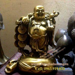 langngheducdong.vn - Tượng Phật Di Lạc Kéo Tiền, mẫu tượng di lặc giả cổ
