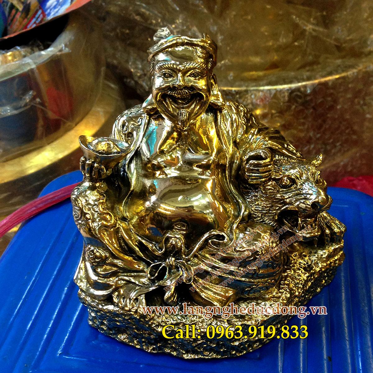 langngheducdong.vn - Tượng thần tài, ông địa, cặp tượng thần tài ông địa