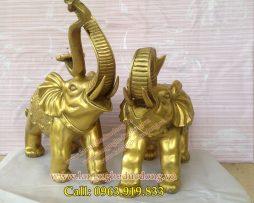 langngheducdong.vn - Kim tượng, voi đồng – Linh vật phong thủy bằng đồng
