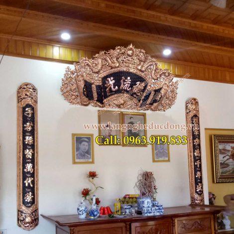 langngheducdong.vn - đồ thờ bằng đồng, hoành phi câu đối, cuốn thư đại tự, đỉnh đồng thờ cúng