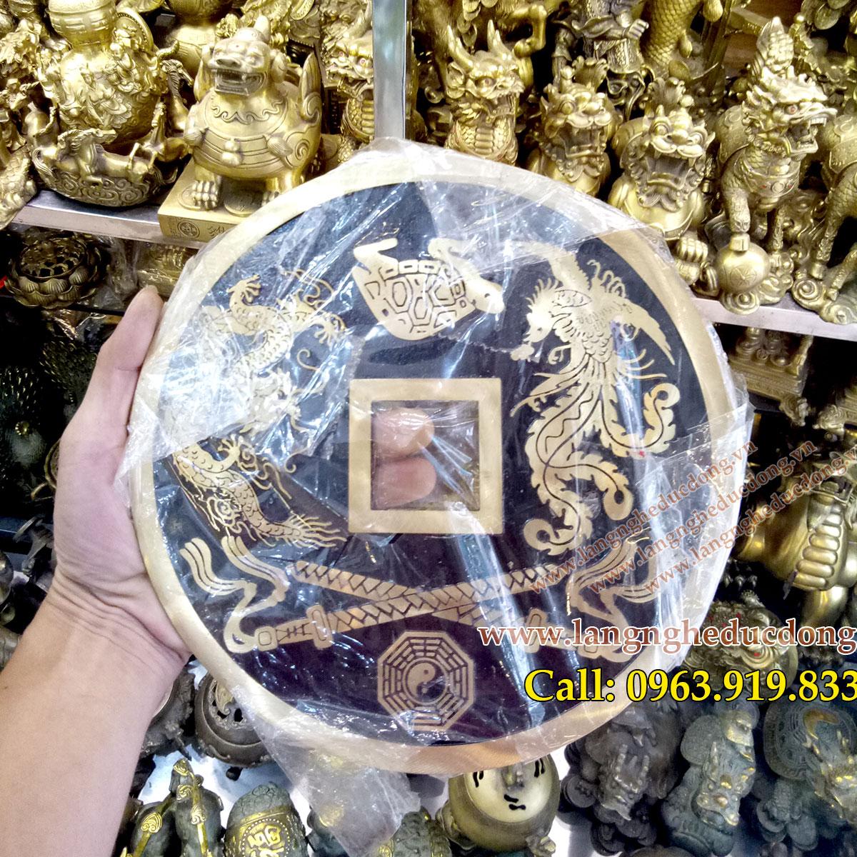 langngheducdong.vn - tiền xu trấn trạch, đồng tiền trấn trạch, tiền xu phong thủy