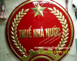 langngheducdong.vn - Huy hiệu thuế nhà nước, logo đồng chi cục thuế nhà nước, làm logo chi cục thuế