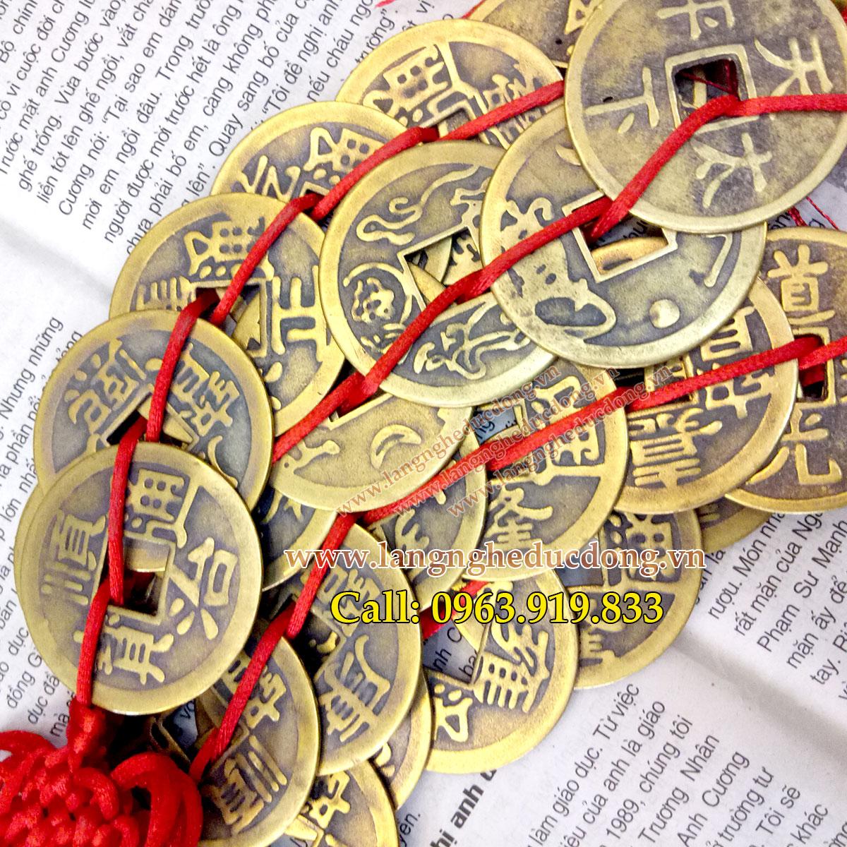 langngheducdong.vn - tiền xu, tiền lục đế, tiền xu bằng đồng, tiền xu phong thủy