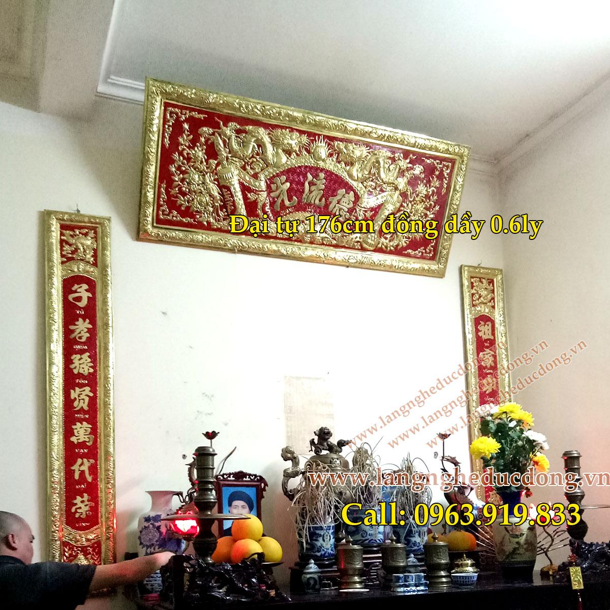 langngheducdong.vn - đại tự, cuốn thư, đồ thờ cúng, đồ đồng, câu đối