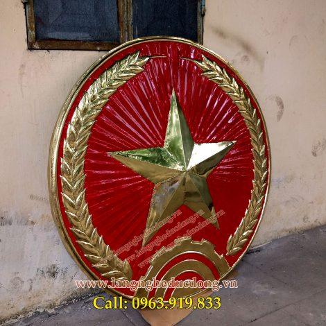 langngheducdong.vn - huy hiệu quốc huy, logo nghành, chế thác theo yêu cầu khách hàng