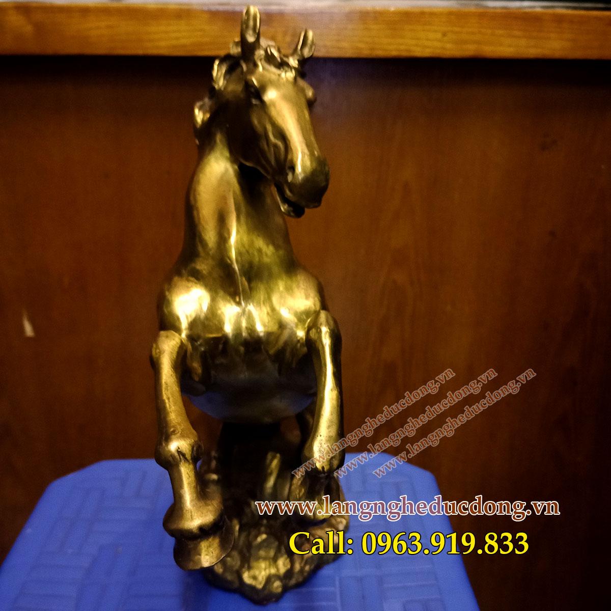 langngheducdong.vn - ngựa đồng, tượng ngựa bằng đồng, tượng ngựa đơn, mẫu tượng ngựa bằng đồng