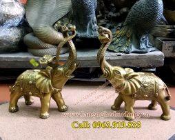 langngheducdong.vn - voi phong thủy, voi bằng đồng, voi đồng