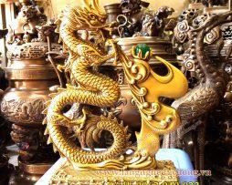 langngheducdong.vn - Biểu Tượng Chữ Phúc Hóa Rồng, mẫu chữ phúc