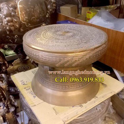 langngheducdong.vn - trống đồng, đúc trống đống các kích thước, trống đồng đỏ, trống đồng vàng