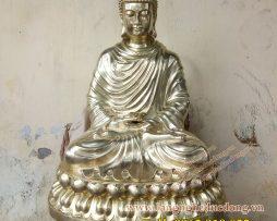 langngheducdong.vn - tượng đồng thích ca, tượng phật thích ca cao 70cm