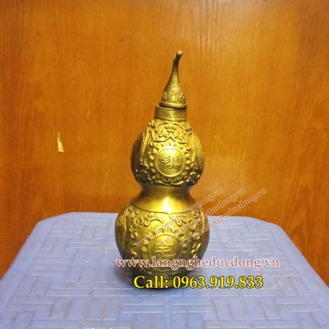 langngheducdong.vn - holo đồng, hồ lô bằng đồng, mẫu hồ lô phong thủy