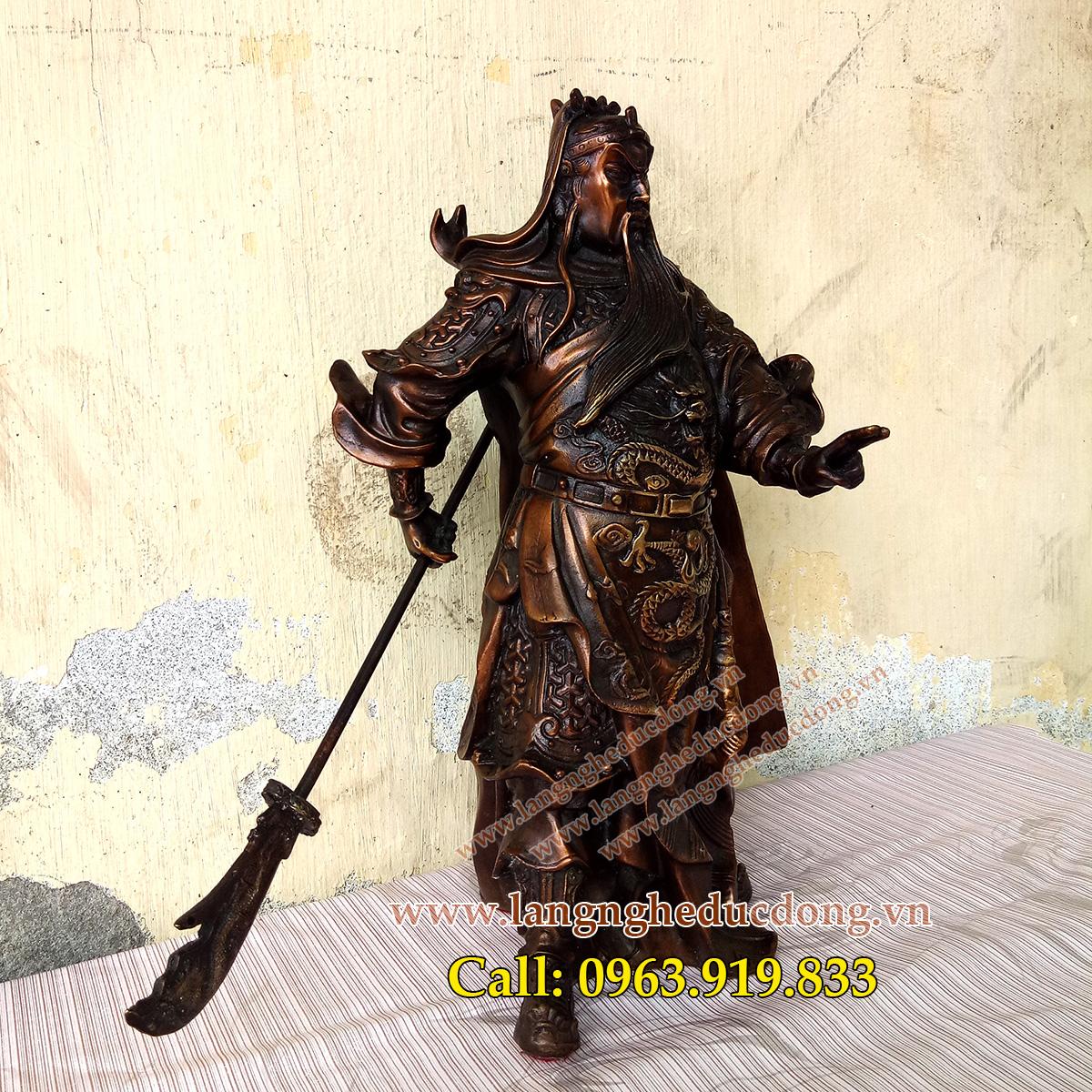 langngheducdong.vn - tượng đồng, tượng quan công, tượng phong thủy, vật phẩm phong thủy