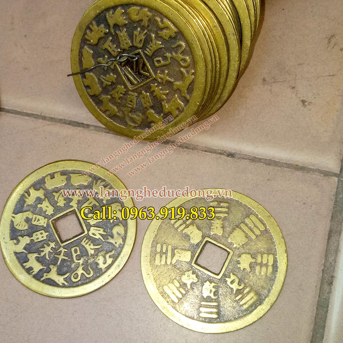 langngheducdong.vn - tiền xu, tiền phong thủy, vật phẩm phong thủy bằng đồng