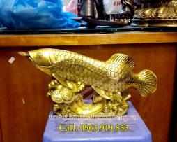 langngheducdong.vn - cá rồng, cá rồng bằng đồng, tượng cá rồng tài lộc