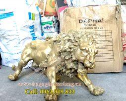 langngheducdong.vn - tượng sư tử, tượng đồng sư tử, tượng sư tử trang trí