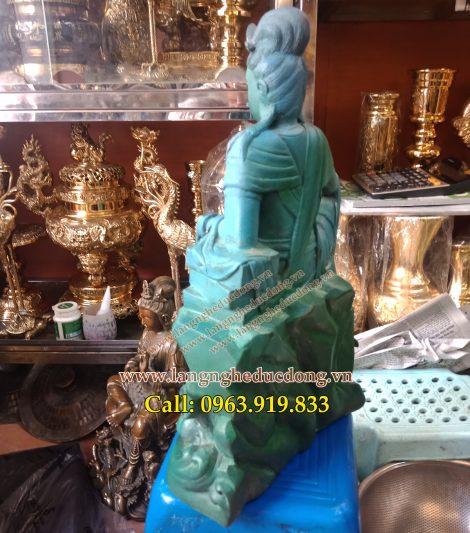 langngheducdong.vn - tượng phật, tượng quán tự tại bồ tát, tượng phật bằng đồng, mẫu tượng quán tự tại