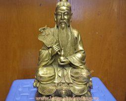 langngheducdong.vn - tượng đồng, tam thanh đạo, thái thượng lão quân