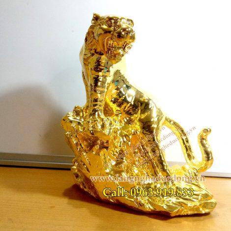 langngheducdong.vn - tượng phong thủy, tượng mạ vàng, tượng hổ đồng, tượng hổ mạ vàng