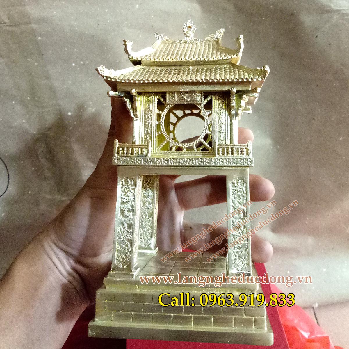 langngheducdong.vn - quà tặng bằng đồng, quà tặng cao cấp, đồ đồng cao cấp, mô hình khuê văn các