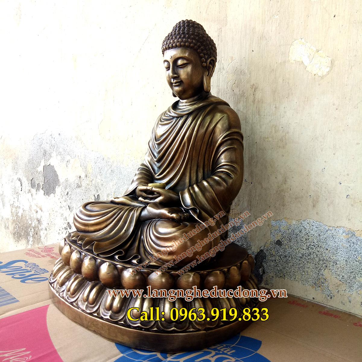 langngheducdong.vn - tượng phật, tượng đồng, tượng thờ bằng đồng, tượng bổn sư thích ca