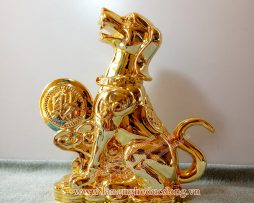 langngheducdong.vn - tượng đồng phong thủy, tượng đồng trang trí, tượng bằng đồng mạ vàng