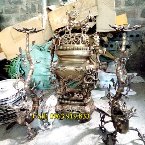 langngheducdong.vn - đỉnh đồng, đồ thờ cúng, đồ đồng thủ công mỹ nghệ