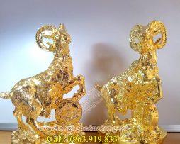langngheducdong.vn - tượng phong thủy, tượng mạ vàng, vật phẩm phong thủy mạ vàng, vật phẩm phong thủy bằng đồng