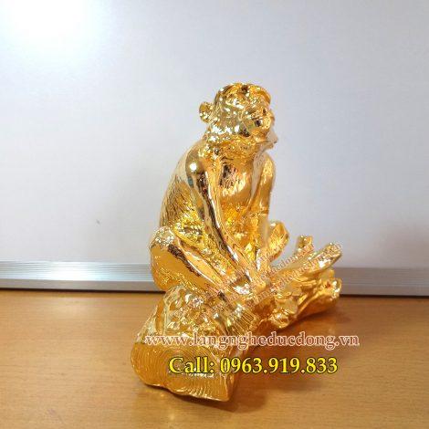 langngheducdong.vn - tượng đồng, tượng phong thủy, tượng mạ vàng nano, đồ đồng phong thủy mạ vàng