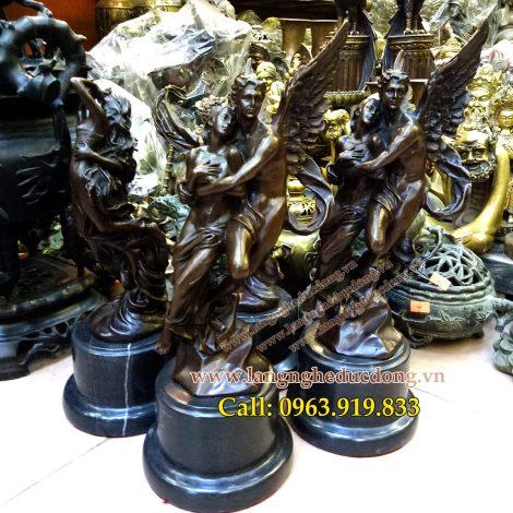 langngheducdong.vn - tượng trang trí, tượng đồng trang trí, tượng đồng châu âu