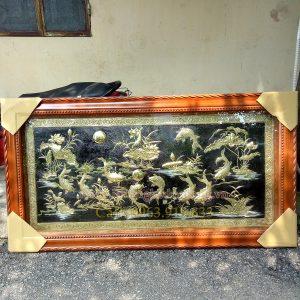 langngheducdong.vn - tranh đồng, tranh phong thủy, tranh trang trí