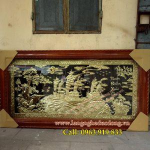 langngheducdong.vn - tranh đồng, tranh phong thủy, tranh trang trí bằng đồng