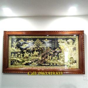 langngheducdong.vn - tranh dồng, tranh trang trí bằng đồng