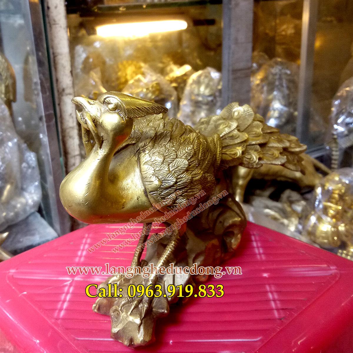 langngheducdong.vn - tượng đồng, tượng phong thủy, vật phẩm phong thủy bằng đồng