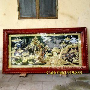 langngheducdong.vn - tranh đồng, tranh đồng quê, tranh đồng trang trí
