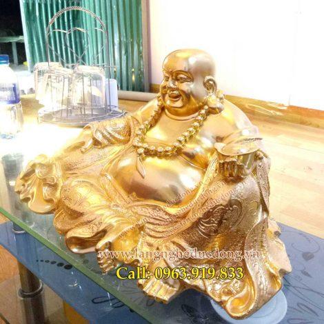 langngheducdong.vn - tượng phật dát vàng, tượng dilac, tượng đồng dát vàng