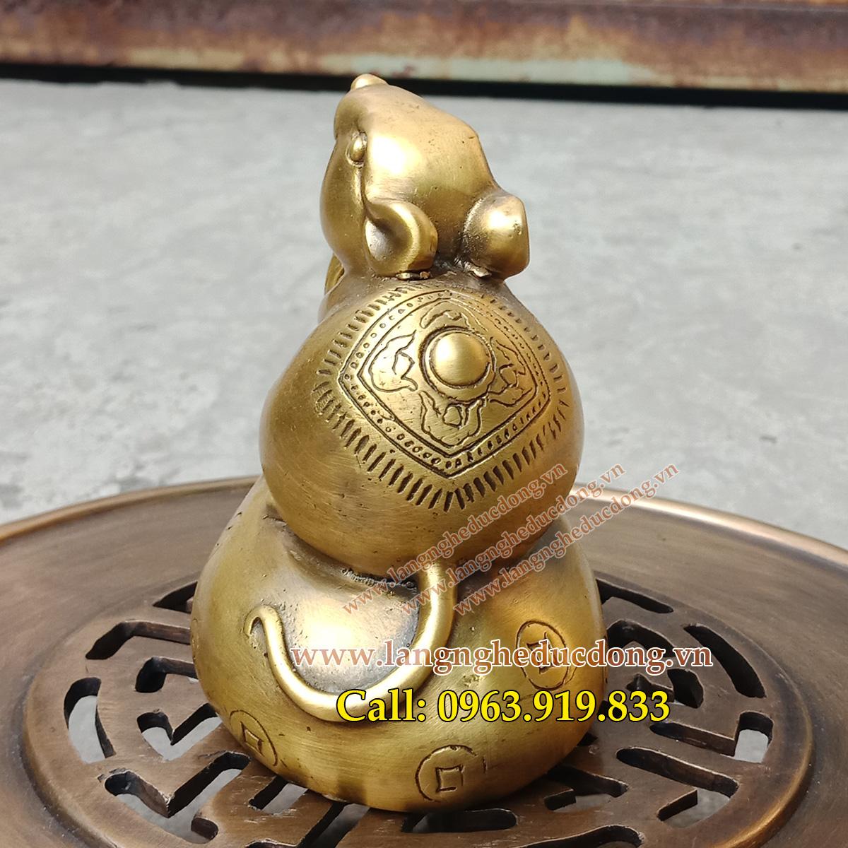 langngheducdong.vn - chuột đồng, chuột phong thủy, đồ đồng phong thủy
