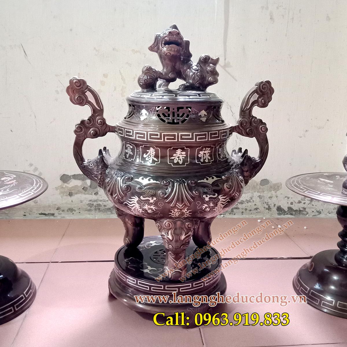 langngheducdong.vn - tượng đồng, tượng phật, đồ thờ cúng, đỉnh đồng, lư hương