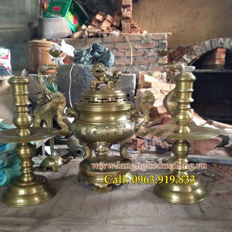 langngheducdong.vn - đỉnh đồng, lư hương, bát hương, lọ hoa, mâm bồng