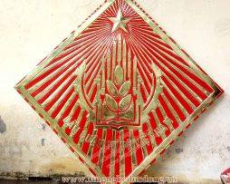 langngheducdong.vn - đồ đồng, đồ trng trí bằng đồng, huy hiệu, logo, quốc huy