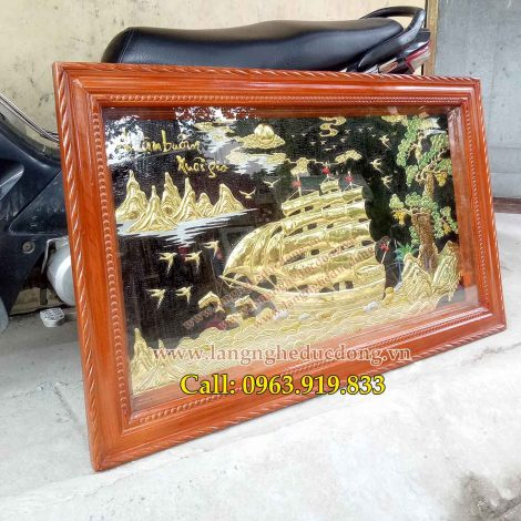 langngheducdong.vn - tranh đồng, bán tranh đồng, tranh đồng trang trí, tranh phong thủy bằng đồng
