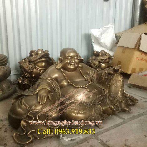 langngheducdong.vn - tượng dilac. tượng đồng vàng, tượng phong thủy